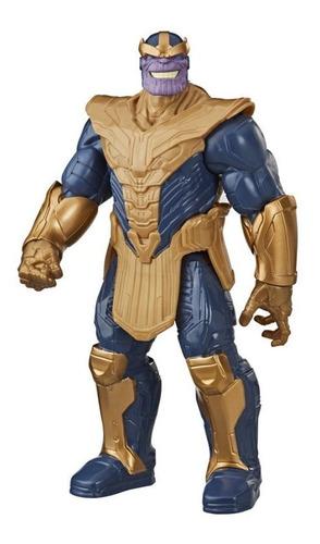 Imagen 1 de 2 de Figura Avengers Titan Hero 12 In Thanos E7381