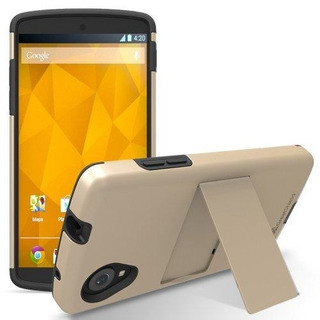 Google Nexus 5 Stand Case, Serie Greatshield Legacy Ultra Sl