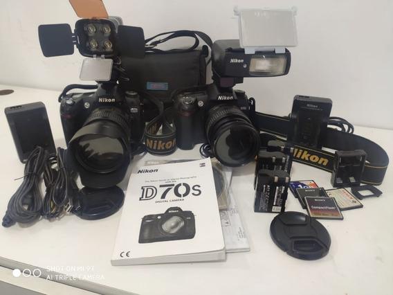 Kits De Maquinas Fotográficas Nikon
