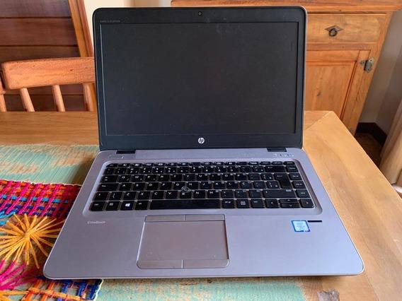 Notebook I5 7º Geração Hp Elitebook 840 G4 Perfeito 8gb