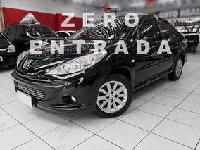 Peugeot 207 Passion (sedan) 1.6 Automático Completo