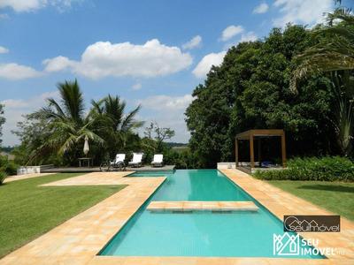 Casa Residencial Fazenda Vila Real De Itu, Itu - Ca1153. - Ca1153