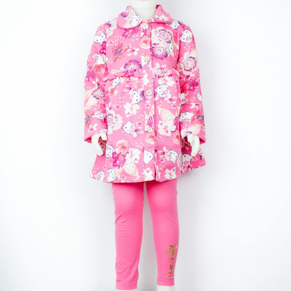 Conjunto Infantil Feminino Hello Kitty 1210.87120