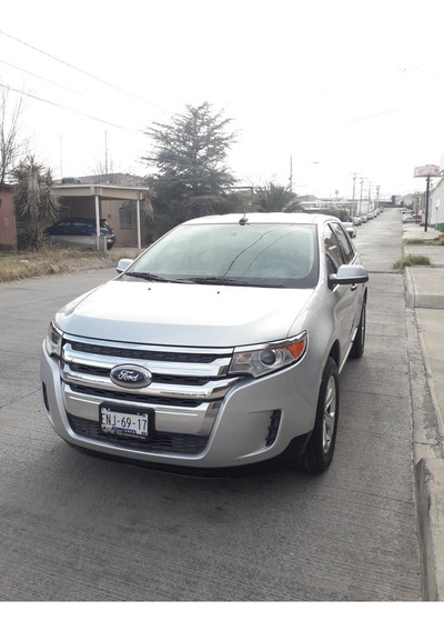 Ford Edge 3.5 Ford Edge Sel V6 At 2014