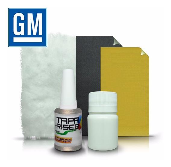 Tinta Tapa Tira Risco+kit Polimento Gm Chevrolet Bege Nevada