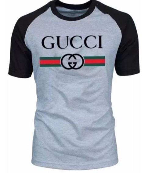 Roupas Kit 10 Camiseta Masculina Marca Estampada Top Atacado