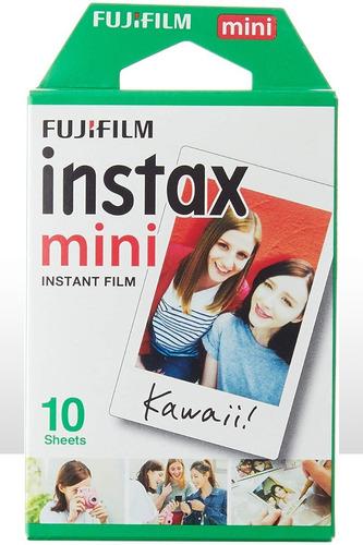 Filme Instax Mini - 10 Fotos - Fujifilm