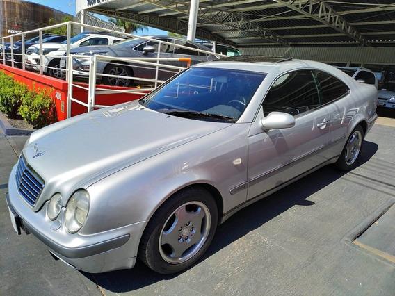 Mercedes-benz Clk 320 3.2 Elegance V6 Gasolina 2p