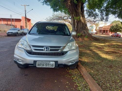 Imagem 1 de 9 de Honda Cr-v 2010 2.0 Exl 4x4 Aut. 5p