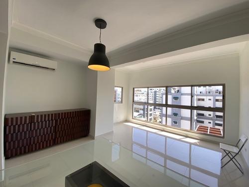 Penthouse En Venta En Evaristo Morales De 4 Habitaciones