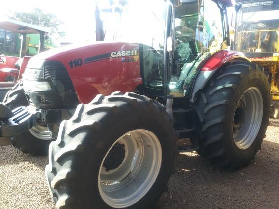 Trator Case 110 4x4 2009