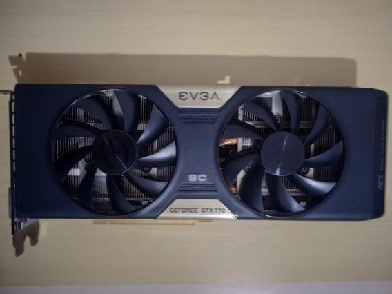 Evga Geforce Gtx 770 4gb Sc