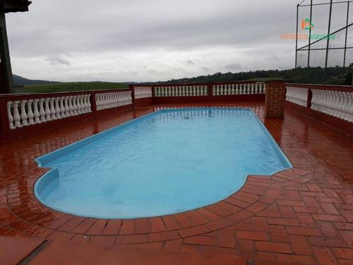 Chácara Com 4 Dormitórios À Venda, 3000 M² Por R$ 650.000,00 - Jardim Master - Araçoiaba Da Serra/sp - Ch0106