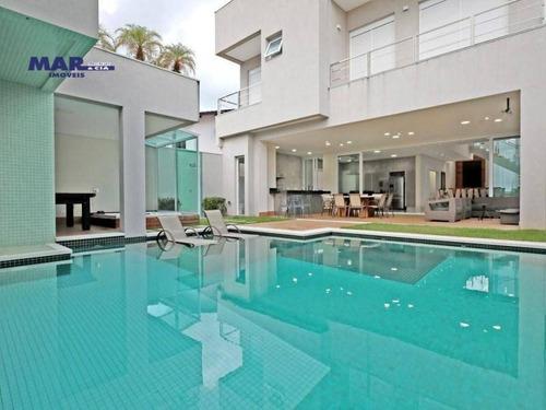 Casa Residencial À Venda, Acapulco, Guarujá - . - Ca0776