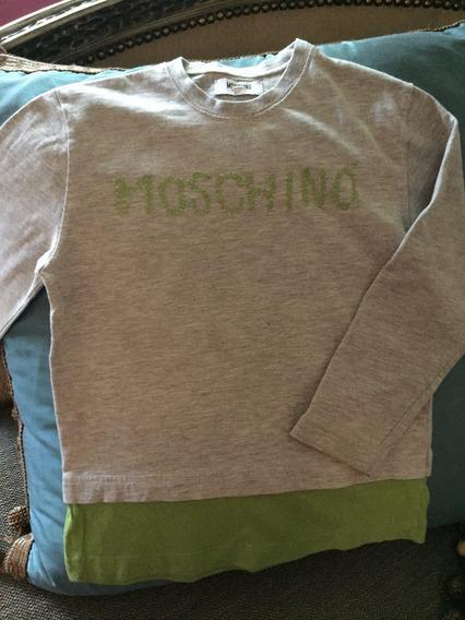 Playera Moschino Niño *