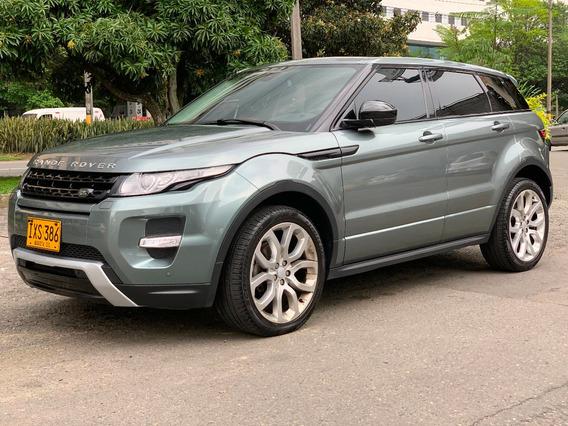 Range Rover Evoque Dynamic Edicion Limitada