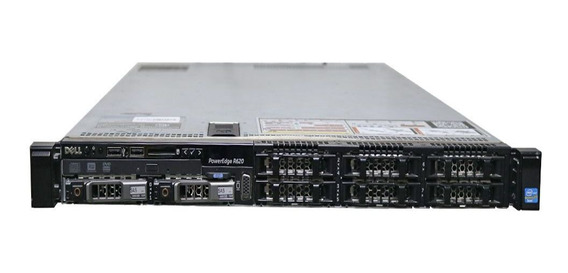 Servidor Dell Poweredge R620 Intel Xeon E5-2609 - Usado
