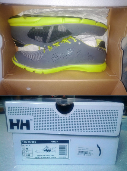 Zapato Deportivo Hombre Helly Hansen Original Modelo Ahiga