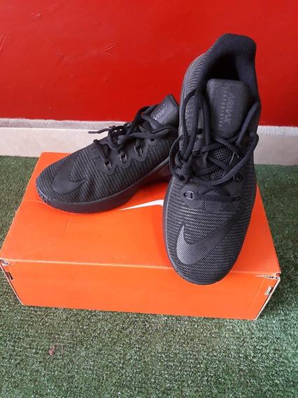 Tenis Nike Original En Color Negro Para Dama