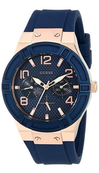 Guess, Reloj Para Mujer U0571l1, Analógico, De Cuarzo, Multi