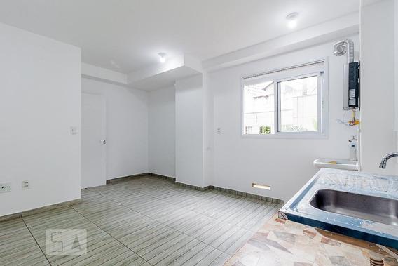 Apartamento Para Aluguel - Mooca, 1 Quarto, 33 - 893030537