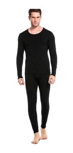 Conjunto Calça Blusa Térmica Roupa Frio 2nda Pele Masculino