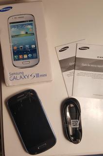 Samsung Galaxy Siii Mini - Para Repuestos O Reparar