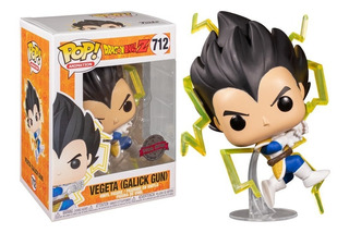 Funko Pop! Dragon Ball Z - Vegeta Galick Gun Exclusive 712