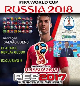 Patch Pes 2017 Copa Do Mundo Russia 2018 Especial