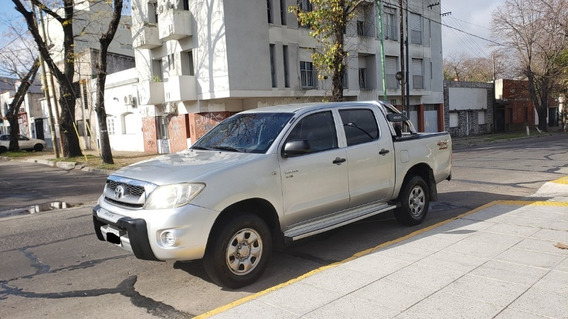 Toyota Hilux 2.5 Dx Cab Doble 4x4 (2009) 2010