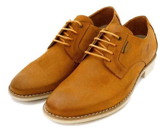 Zapatos Hombre Casual Acordonado Class Express