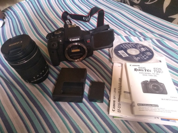 Câmera T6i