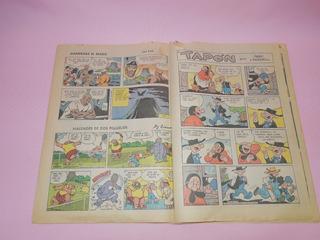 Historieta Excelsior Mandrake El Mago Tom Y Jerry Año 1988
