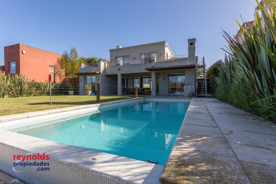 Casa Con Vistas A Laguna Bº Santa Barbara - Reynolds Propiedades