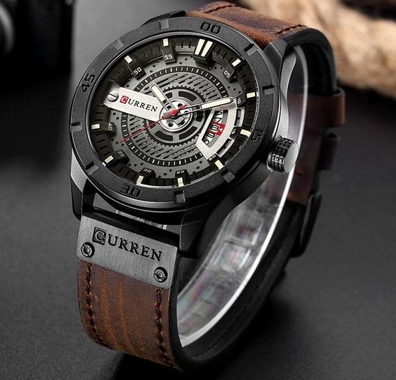 Relógio Masculino Curren Original