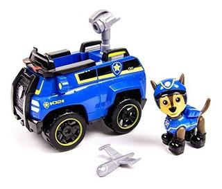 Juguete Patrulla Canina Paw Patrol Chase Spy Cruiser