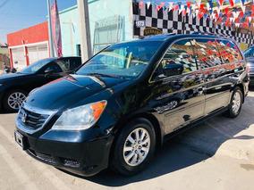 Serrano Automotriz Honda Odyssey 3.5 Exl Minivan