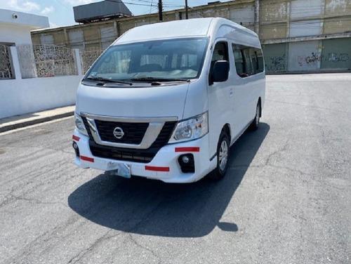 Imagen 1 de 11 de Nissan Urvan Nv-350 2018 Blanca