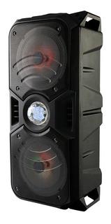 Parlante Kolke Portátil Iron Kpb-322 Doble 6.5 C/microfono