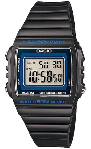 Relógio Casio Masculino W-215h-8avdf