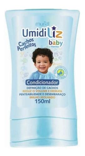 Imagem 1 de 1 de Muriel Umidiliz Baby Azul Condicionador 150ml