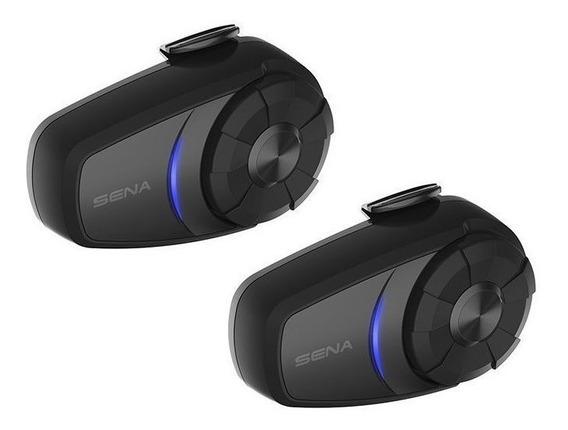 Intercomunicador Sena 10s Dual Pack Bluetooth Moto Nuevos