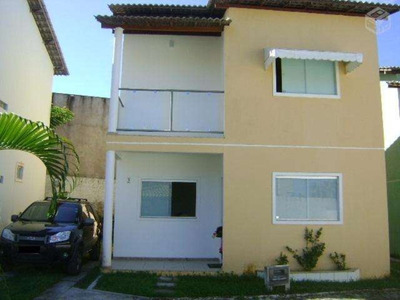 Casa 3/4 Em Lauro De Freitas - 3901