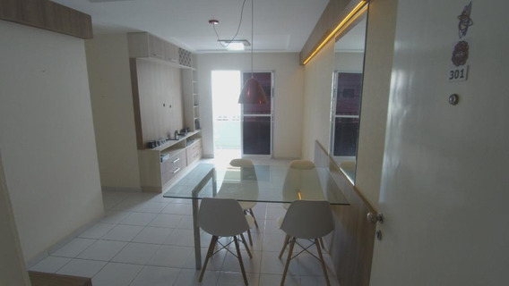 Apartamento Em Planalto, Natal/rn De 61m² 2 Quartos À Venda Por R$ 135.000,00 - Ap360033