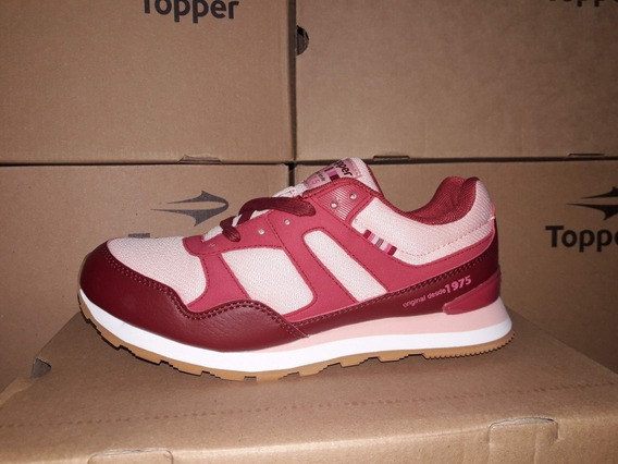 Zapatillas Tpper Tilly Orig.