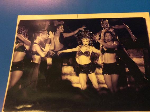 Madonna Foto Original Do Show. Exemplar Único. Imprensa.