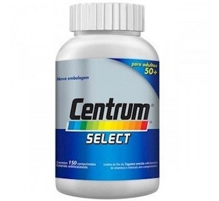 045- Vitamina Centrum Select 50+ Vl. 12/20