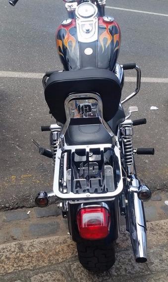 Sissy Bar Encosto Especial Harley Blackline Switchback Hd883