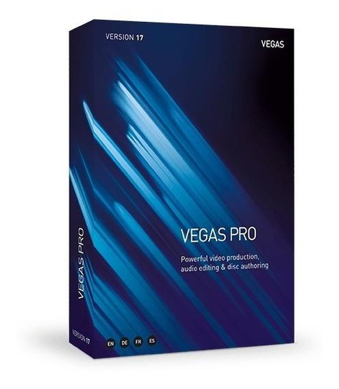 Sony Vegas Pro 17 Completo E Atualizado 2019 + Bônus