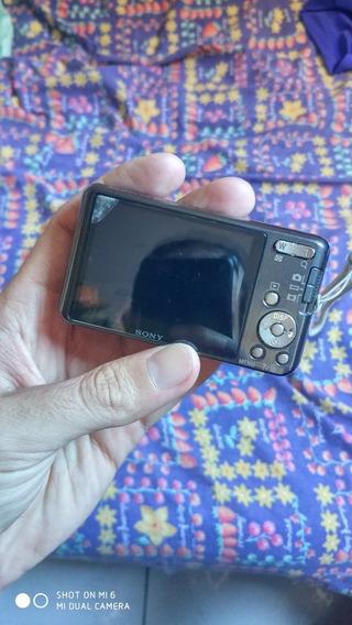 Câmera Digital Sony Cybershot Dsc-w570 - Semi Nova